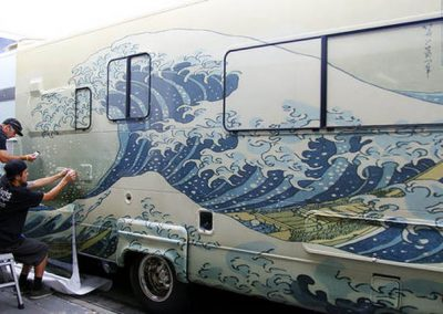 La Wraps Rock My Rv Tsunami Wrap 2